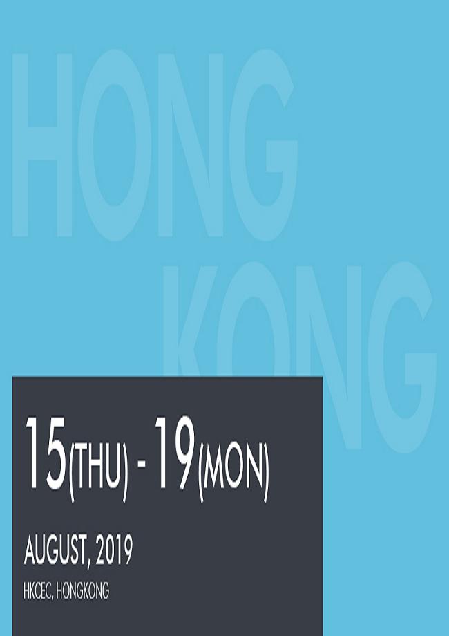 K-BEAUTY EXPO HONGKONG
