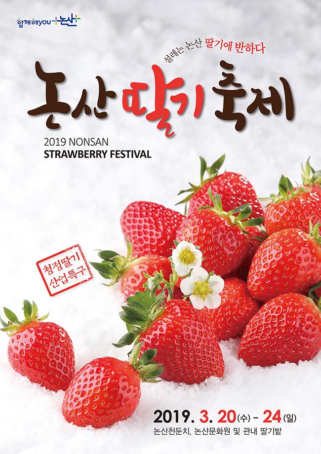 논산 딸기축제 2019